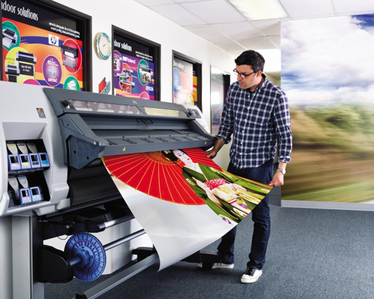 three wide format technologies driving growth expectations copiers