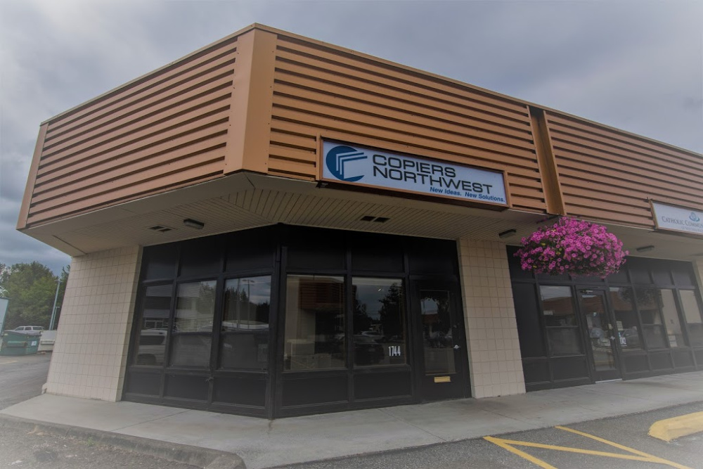 Copiers-Northwest-Bellingham-Office