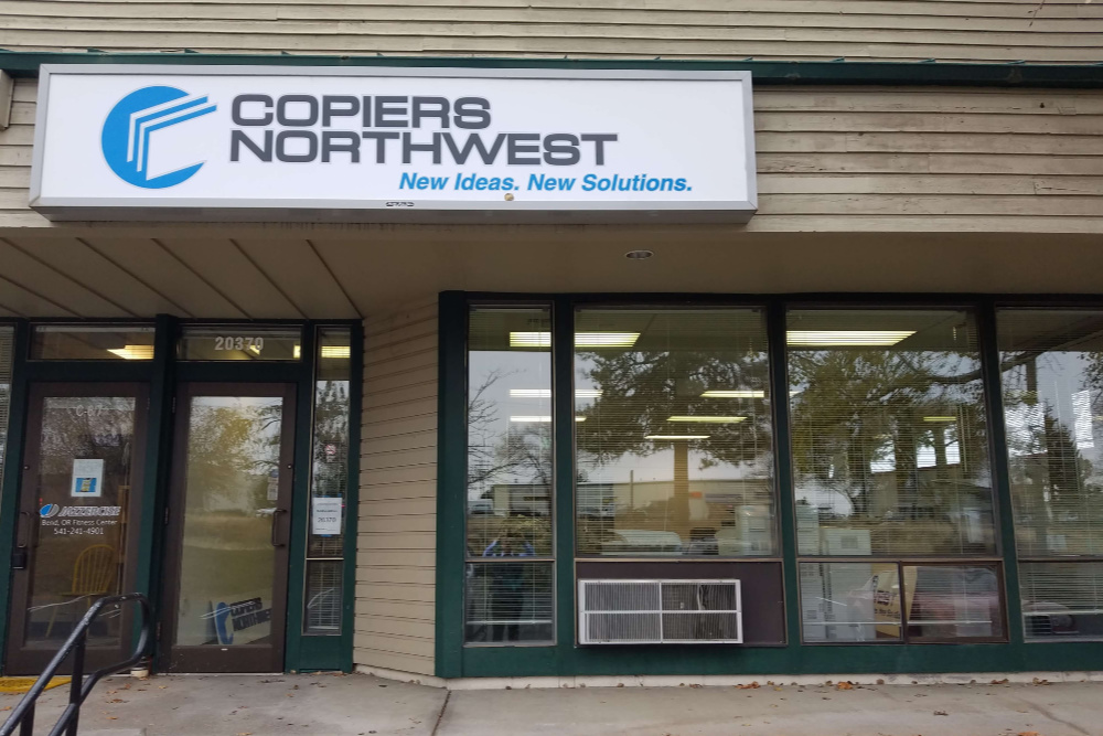 Copiers-Northwest-Bend-Office