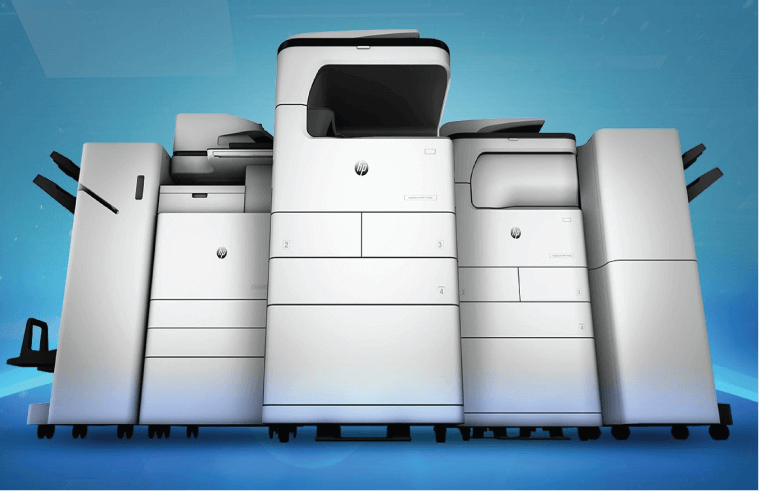 Hewlett-Packard-large-printer