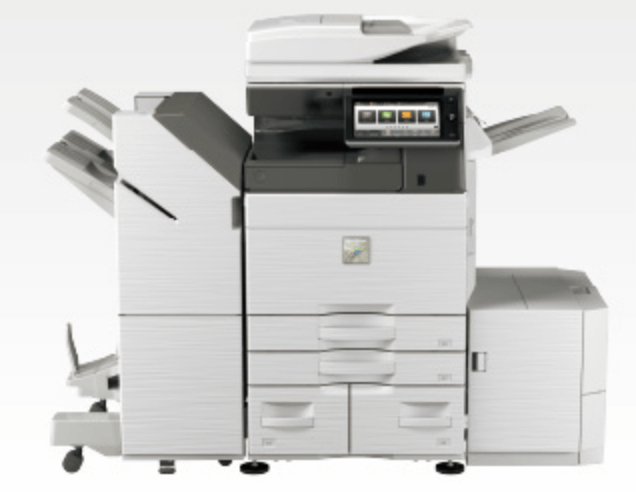Sharp-printer